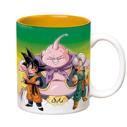TAZA DRAGON BALL GOTEN &...