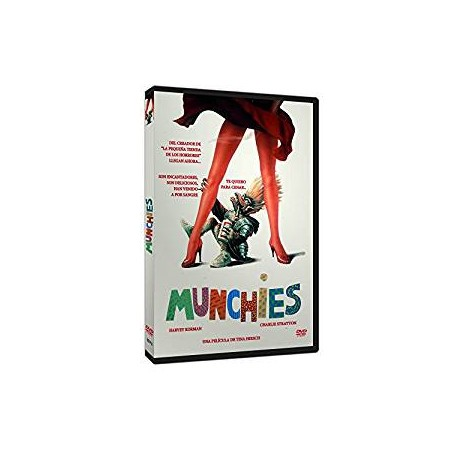 DVD- Munchies