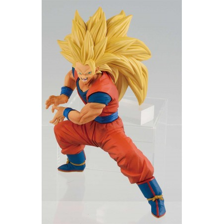 SUPER SAIYAN 3 SON GOKU FIGURA 14 CM DRAGON BALL SUPER SON GOKU FES!!