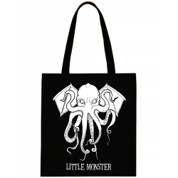 Little monster- Bolsa Chtulhu