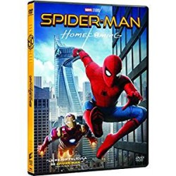 DVD- Spider-Man: Homecoming