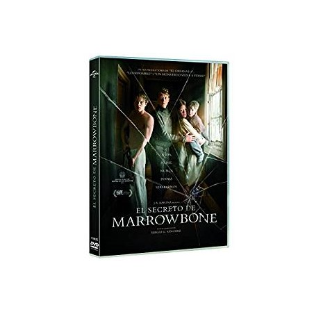 DVD- El Secreto De Marrowbone