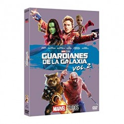 DVD- Marvel Guardianes de...