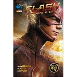 Flash: Temporada cero...