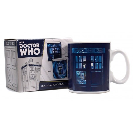Taza térmica - Dr Who - Time lord