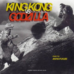 LP- King Kong Vs Godzilla