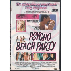 DVD- Psycho Beach Party