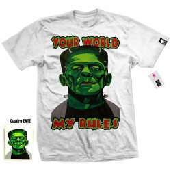 Camiseta Frankenstein- Your...