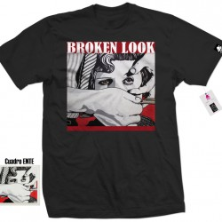 Camiseta Broken Look- Chico
