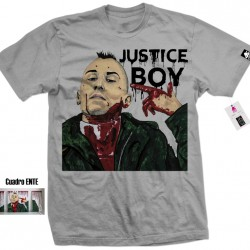Camiseta Justice Boy- Chico