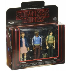 Set figuras Action Stranger...