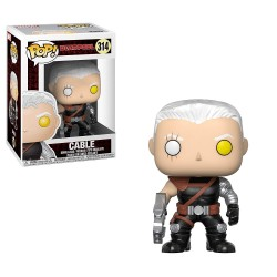 Funko pop! - Deapool -  Cable