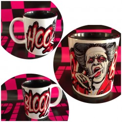 Taza Hood blood