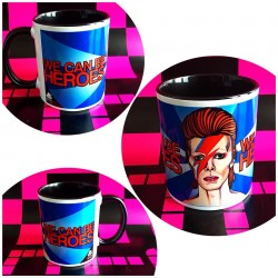 Taza Bowie