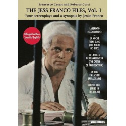 THE JESS FRANCO FILES VOL. 1