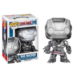Funko Pop Nº128- Civil War-...