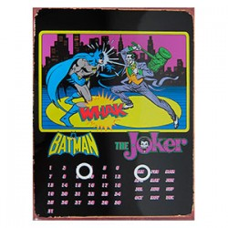 Calendario Batman & Joker