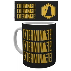 Taza Doctor Who- Exterminate