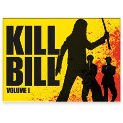 Imán Metal Kill Bill