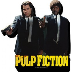 Imán Relieve Pulp Fiction- Duo