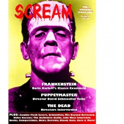 Scream Horror Magazine 2