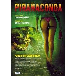 DVD- Pirañaconda