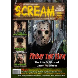 Scream Horror Magazine 6