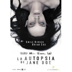DVD- La autopsia de Jane Doe