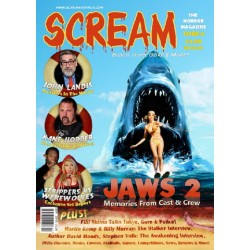 Scream Horror Magazine 8