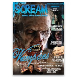 Scream Horror Magazine 10