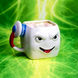 Taza Ghostbusters 3D