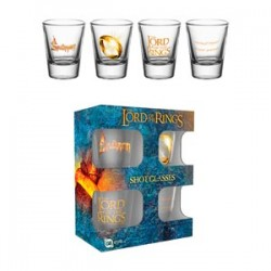 Mini vasos, set de 4 - El...