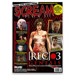 Scream Horror Magazine 14