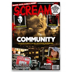 Scream Horror Magazine 16
