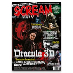 Scream Horror Magazine 18