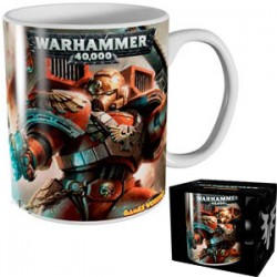 Taza Warhammer Blood Angels