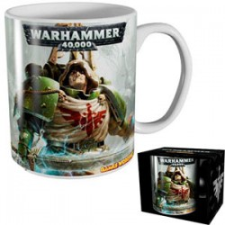 Taza Warhammer Dark Angels