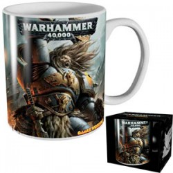 Taza Warhammer Spacewolves