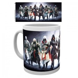 Taza Assassins Creed- Wolves